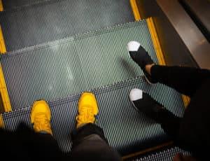 elevator escalator accidents