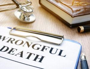 malpractice wrongful death